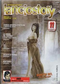 Copertina LANCIOSTORY ANNO 39 n.1 - LANCIOSTORY 2013   1, EDITORIALE AUREA