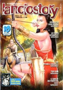 Copertina LANCIOSTORY ANNO 40 n.10 - LANCIOSTORY 2014   10, EDITORIALE AUREA