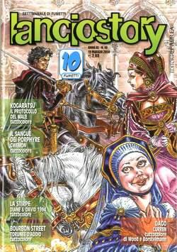 Copertina LANCIOSTORY ANNO 40 n.19 - LANCIOSTORY 2014   19, EDITORIALE AUREA