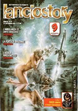 Copertina LANCIOSTORY ANNO 40 n.37 - LANCIOSTORY 2014   37, EDITORIALE AUREA