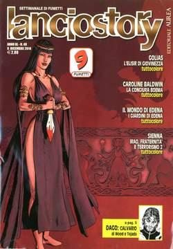 Copertina LANCIOSTORY ANNO 40 n.48 - LANCIOSTORY 2014   48, EDITORIALE AUREA