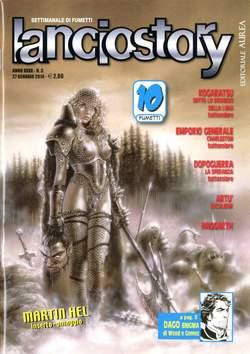 Copertina LANCIOSTORY ANNO 40 n.3 - LANCIOSTORY 2014   3, EDITORIALE AUREA
