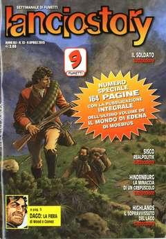 Copertina LANCIOSTORY ANNO 41 n.13 - LANCIOSTORY 2015   13, EDITORIALE AUREA