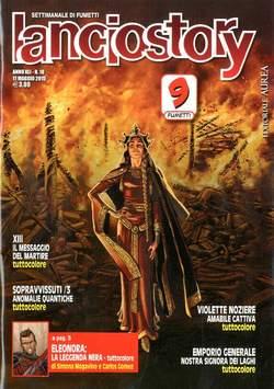 Copertina LANCIOSTORY ANNO 41 n.18 - LANCIOSTORY 2015   18, EDITORIALE AUREA