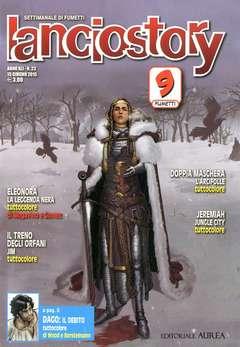 Copertina LANCIOSTORY ANNO 41 n.23 - LANCIOSTORY 2015   23, EDITORIALE AUREA