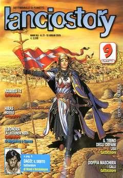 Copertina LANCIOSTORY ANNO 41 n.27 - LANCIOSTORY 2015   27, EDITORIALE AUREA