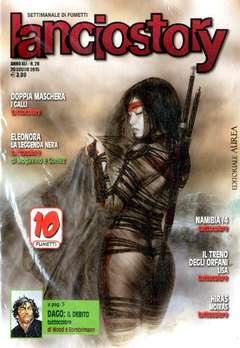 Copertina LANCIOSTORY ANNO 41 n.28 - LANCIOSTORY 2015   28, EDITORIALE AUREA