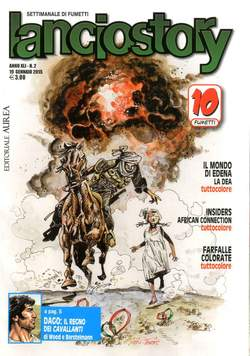 Copertina LANCIOSTORY ANNO 41 n.2 - LANCIOSTORY 2015   2, EDITORIALE AUREA