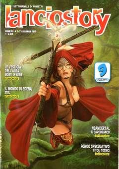 Copertina LANCIOSTORY ANNO 41 n.7 - LANCIOSTORY 2015   7, EDITORIALE AUREA
