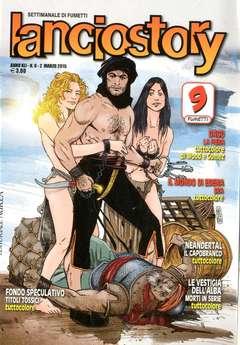 Copertina LANCIOSTORY ANNO 41 n.8 - LANCIOSTORY 2015   8, EDITORIALE AUREA