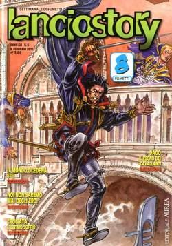 Copertina LANCIOSTORY ANNO 41 n.5 - LANCIOSTORY 2015   5, EDITORIALE AUREA