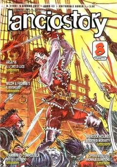 Copertina LANCIOSTORY ANNO 42 in poi n.2200 - LANCIOSTORY, EDITORIALE AUREA