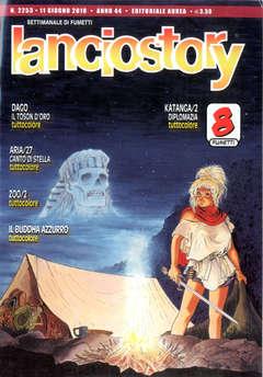 Copertina LANCIOSTORY ANNO 42 in poi n.2253 - LANCIOSTORY, EDITORIALE AUREA