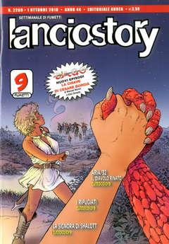 Copertina LANCIOSTORY ANNO 42 in poi n.2269 - LANCIOSTORY, EDITORIALE AUREA