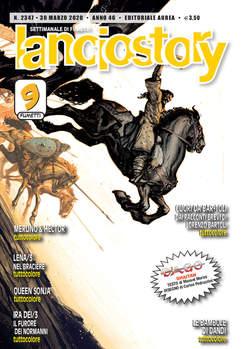 Copertina LANCIOSTORY ANNO 42 in poi n.2347 - LANCIOSTORY 2020 ANNO 46, EDITORIALE AUREA