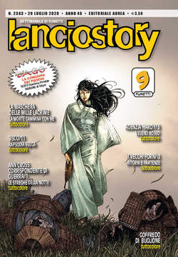 Copertina LANCIOSTORY ANNO 42 in poi n.2363 - LANCIOSTORY 2020 ANNO 46, EDITORIALE AUREA
