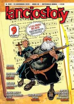 Copertina LANCIOSTORY ANNO 42 in poi n.2381 - LANCIOSTORY 2020 ANNO 46, EDITORIALE AUREA