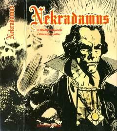 Copertina LANCIOSTORY COPERTINE X INSERT n.10 - NEKRADAMUS, EDITORIALE AUREA