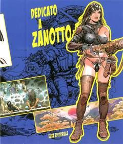 Copertina LANCIOSTORY COPERTINE X INSERT n.19 - DEDICATO A ZONOTTO, EDITORIALE AUREA