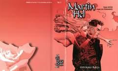 Copertina LANCIOSTORY COPERTINE X INSERT n.39 - MARTIN HEL VOLUME 3, EDITORIALE AUREA