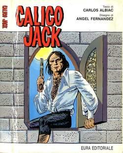 Copertina LANCIOSTORY COPERTINE X INSERT n.42 - CALICO JACK, EDITORIALE AUREA
