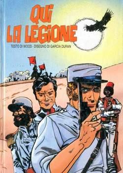 Copertina LANCIOSTORY INSERTI RILEGATI n.24 - QUI LA LEGIONE, EDITORIALE AUREA