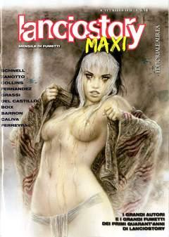 Copertina LANCIOSTORY MAXI n.11 - LANCIOSTORY MAXI, EDITORIALE AUREA