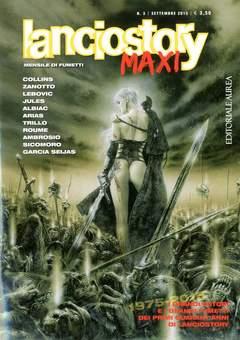 Copertina LANCIOSTORY MAXI n.3 - LANCIOSTORY MAXI, EDITORIALE AUREA