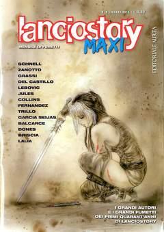 Copertina LANCIOSTORY MAXI n.9 - LANCIOSTORY MAXI, EDITORIALE AUREA