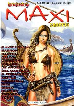 Copertina LANCIOSTORY SKORPIO MAXI n.59 - LANCIOSTORY SKORPIO MAXI, EDITORIALE AUREA
