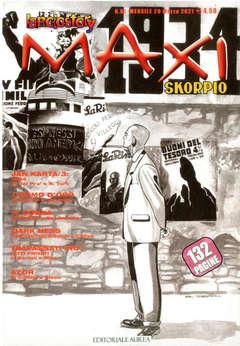 Copertina LANCIOSTORY SKORPIO MAXI n.67 - LANCIOSTORY SKORPIO MAXI, EDITORIALE AUREA