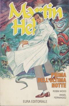 Copertina MARTIN HEL ANNO 02 n.1 - MARTIN HEL ANNO II           1, EDITORIALE AUREA