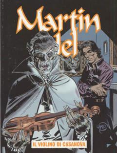 Copertina MARTIN HEL ANNO 10 n.5 - IL VIOLINO DI CASANOVA, EDITORIALE AUREA