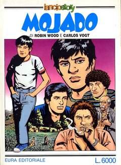 Copertina MOJADO n.1 - MOJADO                       1, EDITORIALE AUREA