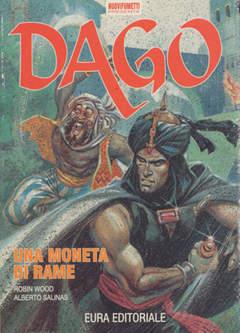 Copertina NUOVIFUMETTI n.11 - DAGO 6-UNA MONETA DI RAME, EDITORIALE AUREA
