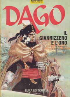 Copertina NUOVIFUMETTI n.3 - DAGO 2-IL GIANNIZZERO E L'ORO, EDITORIALE AUREA