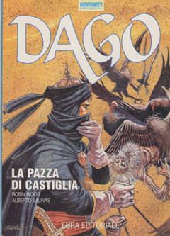 Copertina NUOVIFUMETTI n.9 - DAGO 5-LA PAZZA DI CASTIGLIA, EDITORIALE AUREA