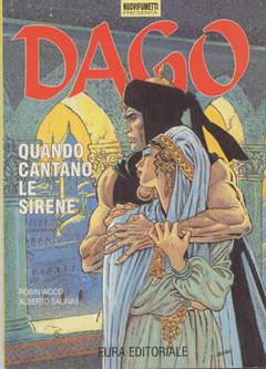 Copertina NUOVIFUMETTI n.7 - DAGO 4-QUANDO CANTANO LE SIRENE, EDITORIALE AUREA
