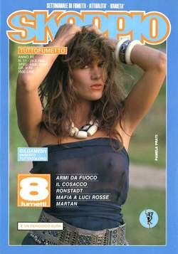 Copertina SKORPIO ANNO 12 n.11 - SKORPIO 1988            11, EDITORIALE AUREA