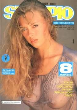 Copertina SKORPIO ANNO 12 n.17 - SKORPIO 1988            17, EDITORIALE AUREA