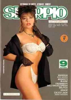 Copertina SKORPIO ANNO 13 n.26 - SKORPIO 1989            26, EDITORIALE AUREA