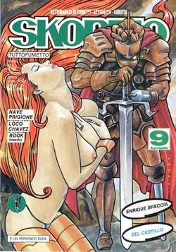 Copertina SKORPIO ANNO 14 n.26 - SKORPIO 1990            26, EDITORIALE AUREA