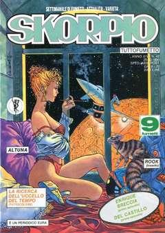 Copertina SKORPIO ANNO 14 n.42 - SKORPIO 1990            42, EDITORIALE AUREA