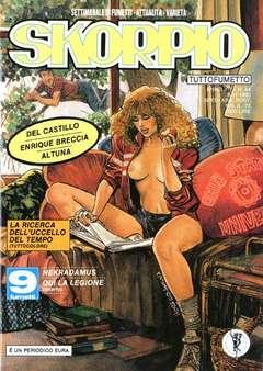 Copertina SKORPIO ANNO 14 n.44 - SKORPIO 1990            44, EDITORIALE AUREA
