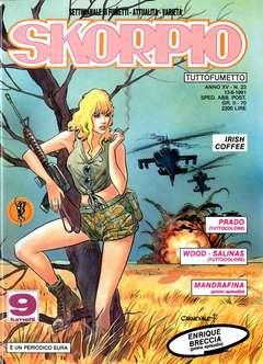 Copertina SKORPIO ANNO 15 n.23 - SKORPIO 1991            23, EDITORIALE AUREA
