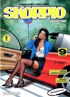 Copertina SKORPIO ANNO 15 n.27 - SKORPIO 1991            27, EDITORIALE AUREA