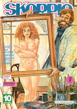 Copertina SKORPIO ANNO 16 n.28 - SKORPIO 1992            28, EDITORIALE AUREA