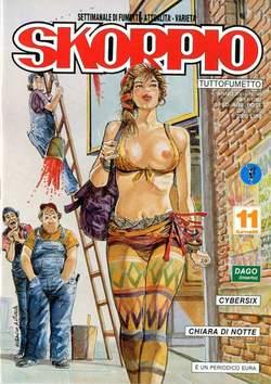 Copertina SKORPIO ANNO 16 n.46 - SKORPIO 1992            46, EDITORIALE AUREA