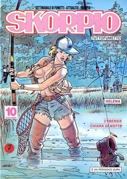Copertina SKORPIO ANNO 17 n.20 - SKORPIO 1993            20, EDITORIALE AUREA