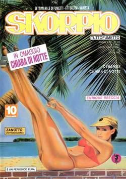 Copertina SKORPIO ANNO 17 n.27 - SKORPIO 1993            27, EDITORIALE AUREA